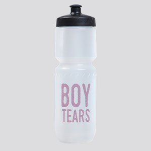Boy Tears Sports Bottle