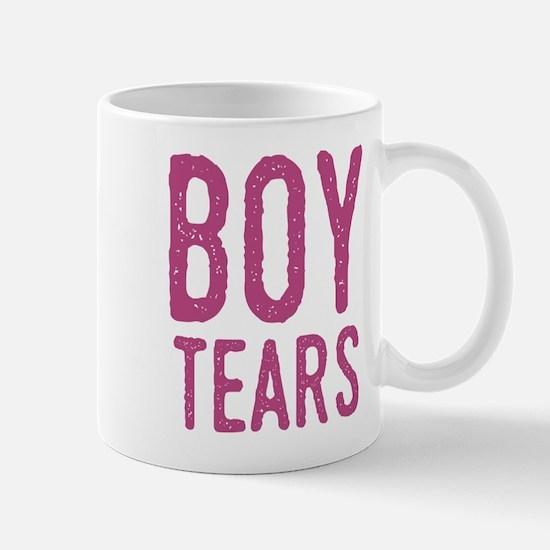 Boy Tears Mugs