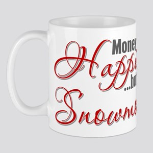 Money Can't Buy Happiness Mug