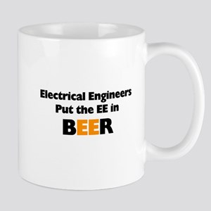EE in BEER Stainless Steel Travel Mugs