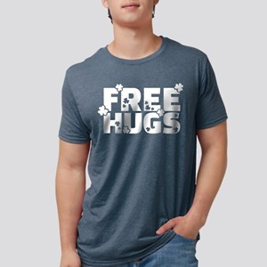 Free hugs shamrocks T-Shirt
