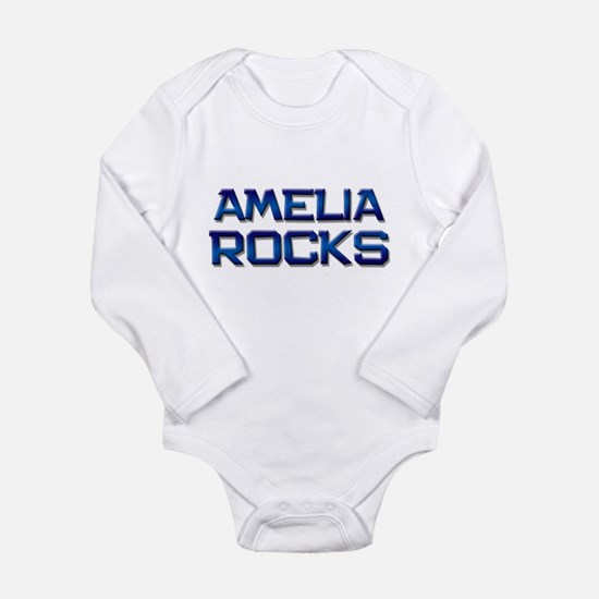 amelia rocks Infant Bodysuit Body Suit