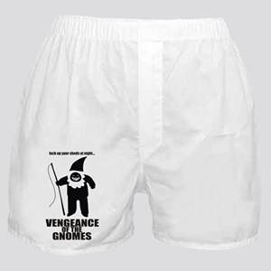 Vengeance of the Gnomes Boxer Shorts