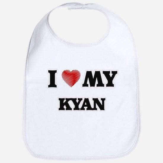 I love my Kyan Bib