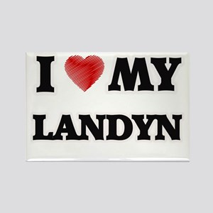 I love my Landyn Magnets