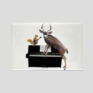 Deer Piano Magnets