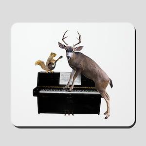 Deer Piano Mousepad