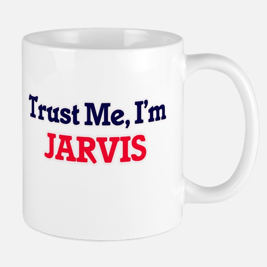Trust Me, I'm Jarvis Mugs
