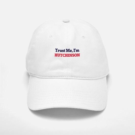Trust Me, I'm Hutchinson Baseball Baseball Cap