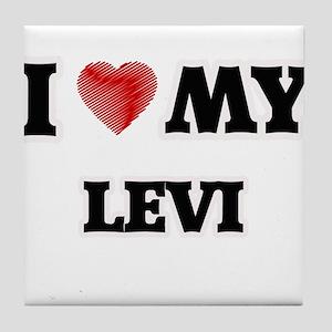 I love my Levi Tile Coaster