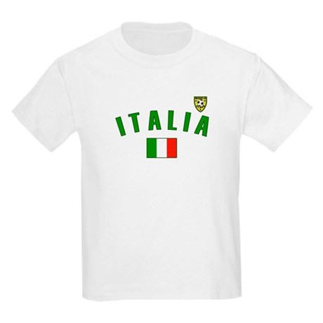 Italy Soccer Kids T-Shirt (S, M, L)