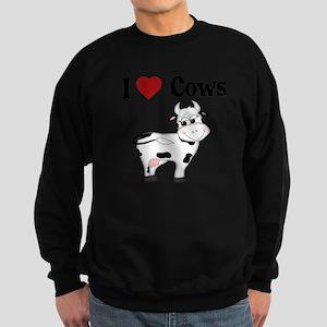 I Love Cow Sweatshirt
