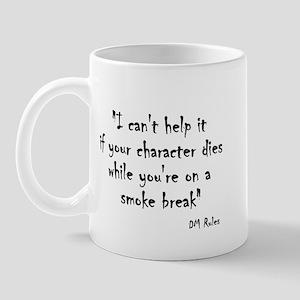 Smoking Kills Mug