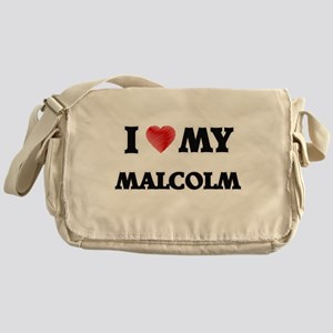 I love my Malcolm Messenger Bag