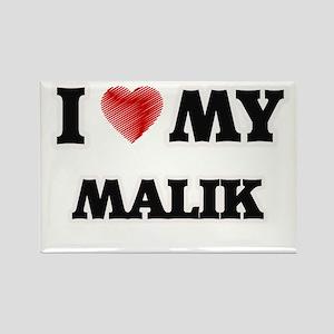 I love my Malik Magnets
