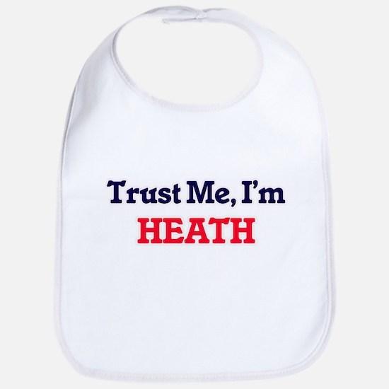 Trust Me, I'm Heath Bib