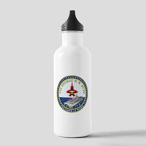 USS George H.W. Bush ( Stainless Water Bottle 1.0L