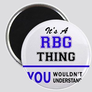 It's RBG thing, you wouldn't understand Magnets