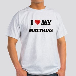 I love my Matthias T-Shirt