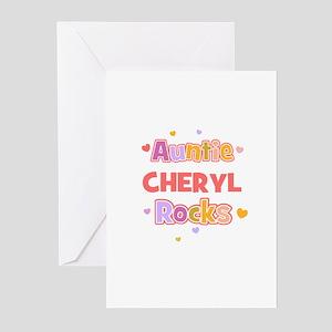 Cheryl Greeting Cards (Pk of 10)
