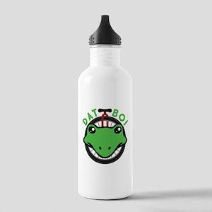 Dat Boi Frog Retro Water Bottle