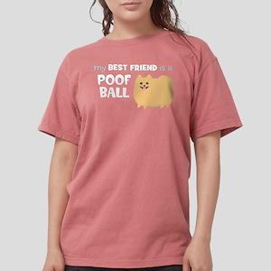 Pomeranian Poof Ball T-Shirt