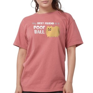 6dcaac13 Pomeranian Women's Comfort Colors® T-Shirts - CafePress