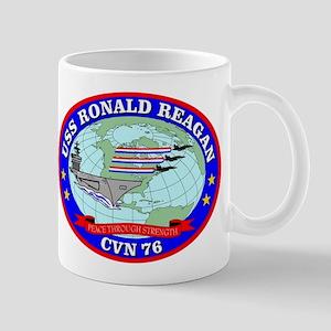 USS Ronald Reagan (CVN-76) Mugs