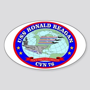 USS Ronald Reagan (CVN-76) Sticker