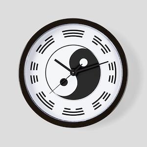 I Ching Wall Clock