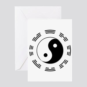I Ching Greeting Cards