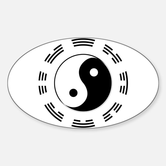 I Ching Decal