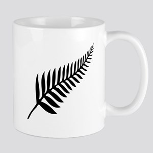Silver Fern of New Zealand Mugs