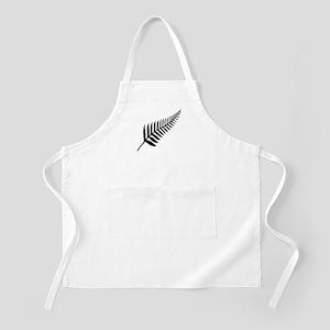 Silver Fern of New Zealand Apron