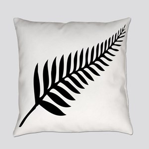 Silver Fern of New Zealand Everyday Pillow
