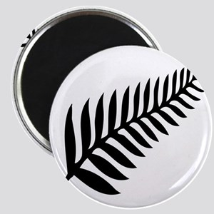 Silver Fern of New Zealand Magnets