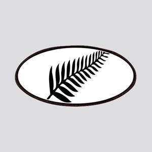 Silver Fern of New Zealand Patch