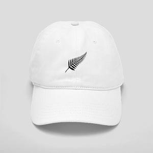 Silver Fern of New Zealand Cap