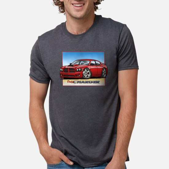 Red Dodge Charger T-Shirt