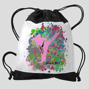 Karate Drawstring Bag