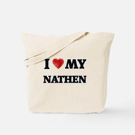 I love my Nathen Tote Bag
