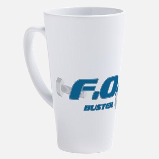 Cute Buster 17 oz Latte Mug