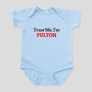 Trust Me, I'm Fulton Body Suit