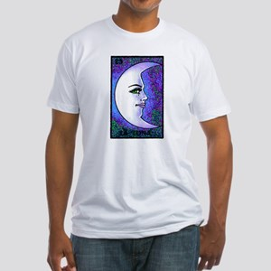 La Luna Fitted T-Shirt