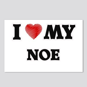 I love my Noe Postcards (Package of 8)