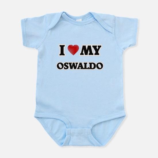 I love my Oswaldo Body Suit