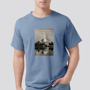 Jefferson's Quote Regarding L T-Shirt