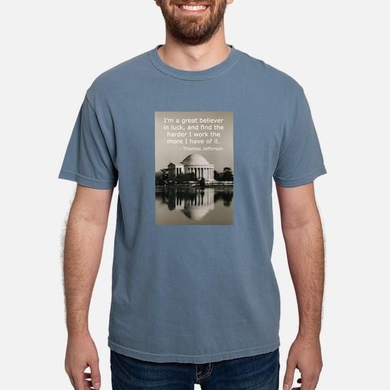 Jefferson's Quote Regarding L T-Shirt
