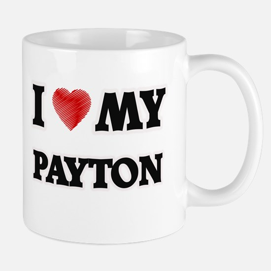 I love my Payton Mugs
