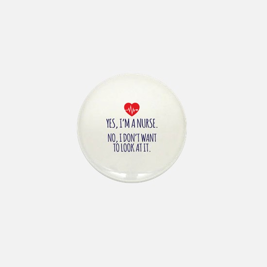 Holiday ideas Mini Button